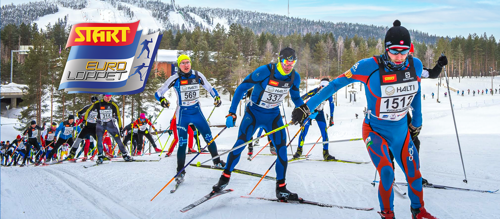 Your world of ski marathon